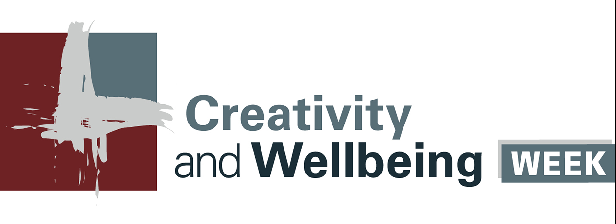 Creativity & Wellbeing Week logo