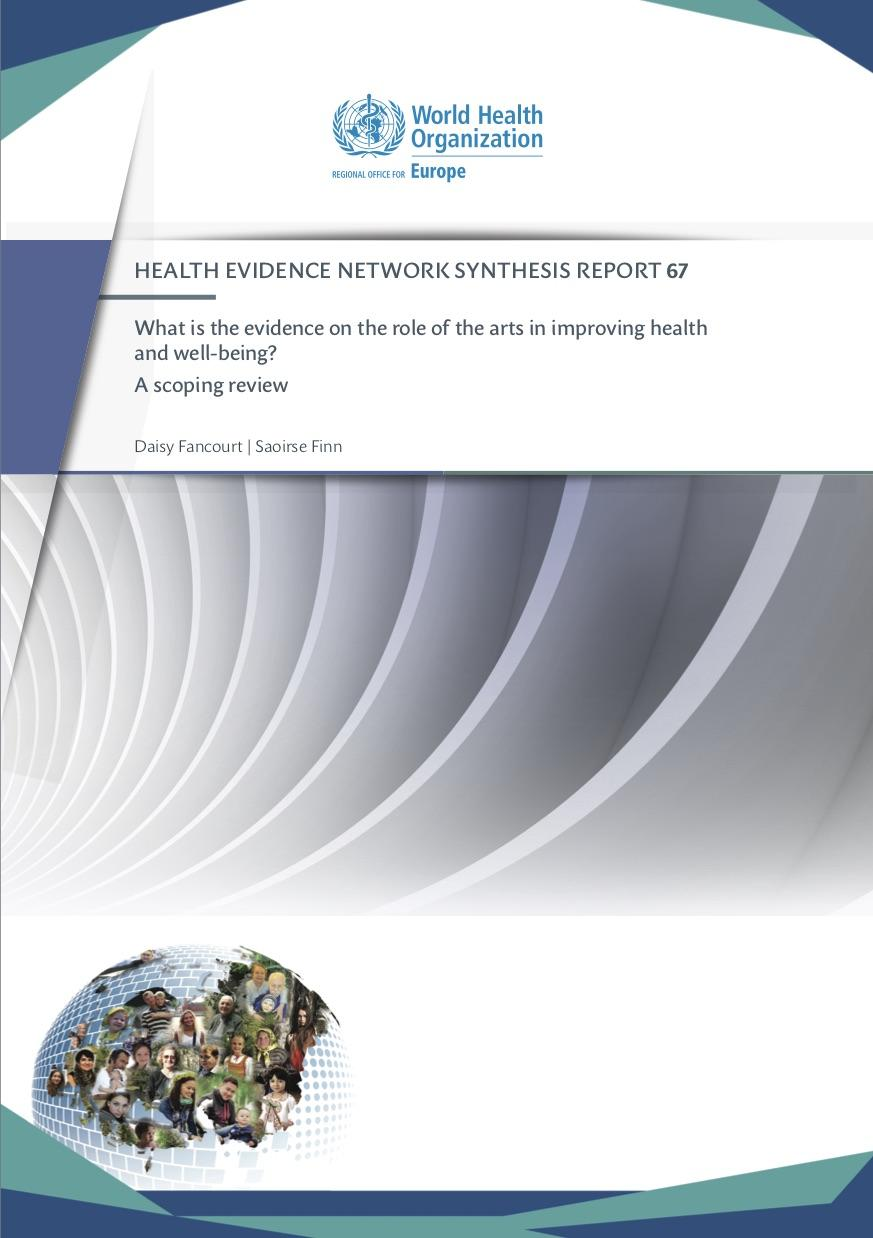 Cover of the WHO synthesis report