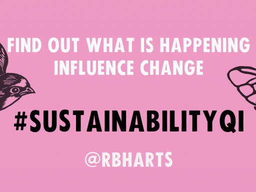 Sustainability QI Banner